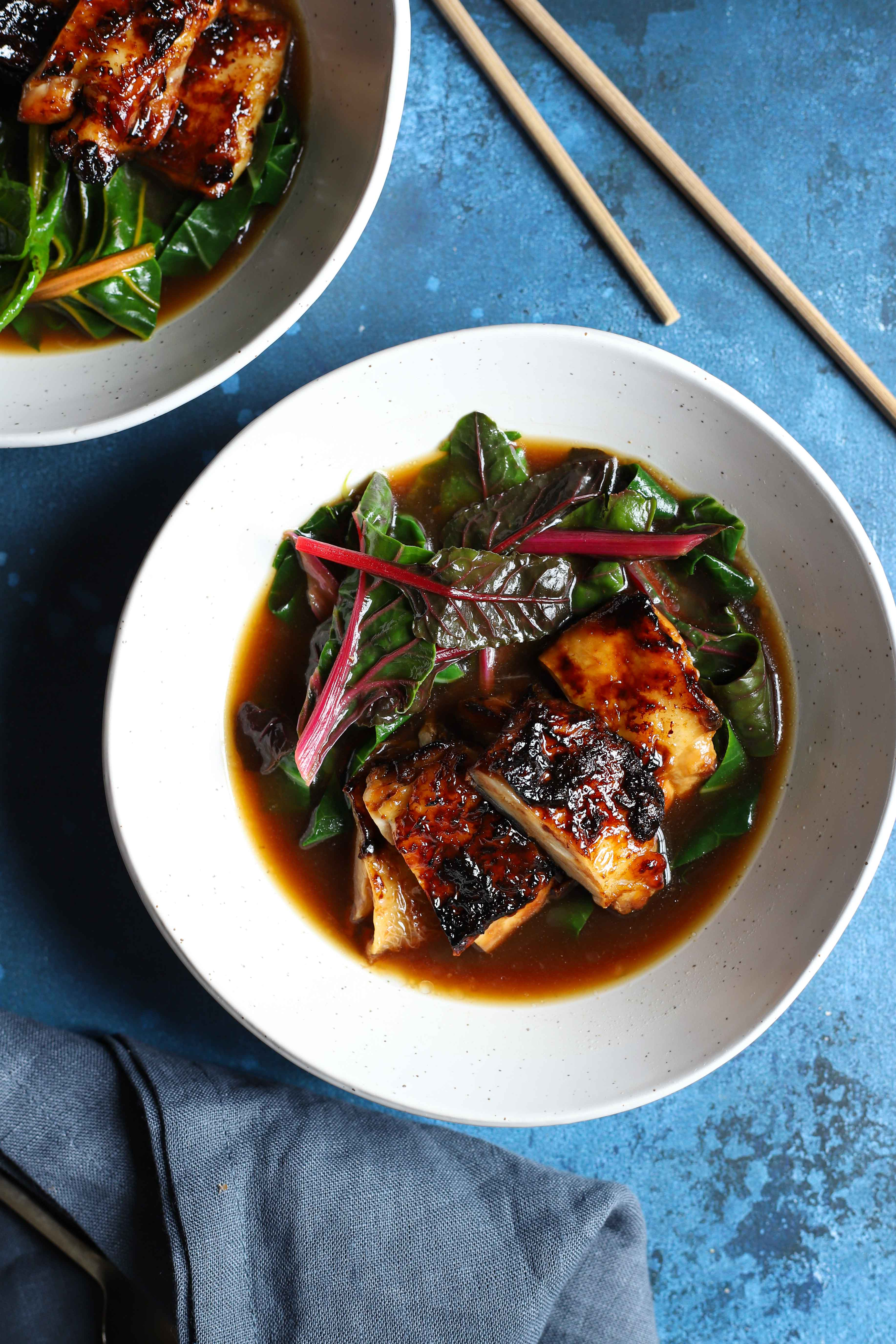 Chicken pho - The perfect chicken soup